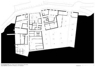 Sous-sol Neubau Wohnheim Sonne Rehetobel AR de Dipl.Architekt ETH/SIA<br/>