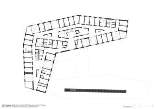 2e étage Neubau Wohnheim Sonne Rehetobel AR de Dipl.Architekt ETH/SIA<br/>