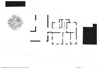 2. Obergeschoss Erweiterung Bürgerhaus von Dipl.Architekt ETH/SIA<br/>