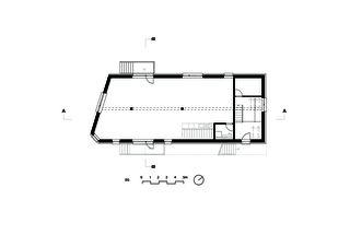Rez de chaussée Umbau und Aufstockung Wohn- und Gewerbegebäude Paradiesstrasse de Bischof Föhn Architekten ETH SIA