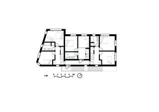 Premier étage Umbau und Aufstockung Wohn- und Gewerbegebäude Paradiesstrasse de Bischof Föhn Architekten ETH SIA