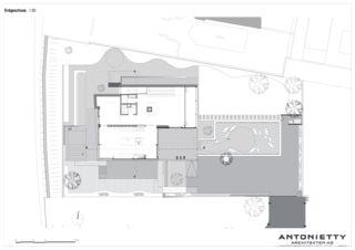Erdgeschoss Villa in Risch von Dipl. Architekten FH/SIA<br/>