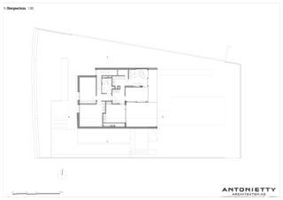 Obergeschoss Villa in Risch von Dipl. Architekten FH/SIA<br/>