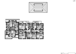 Gartenstadt 2e étage Restaurant mit Wohnungen de Architektur Rolf Stalder AG