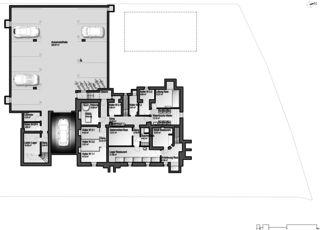 Gartenstadt sous-sol Restaurant mit Wohnungen de Architektur Rolf Stalder AG