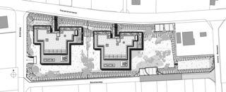Rebberg Umgebung Neubau Mehrfamilienhäuser am Rebberg von Architektur Rolf Stalder AG