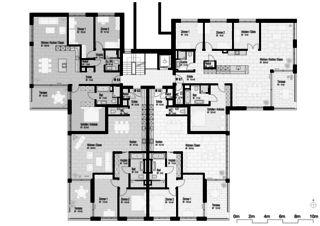 Rebberg Erdgeschoss Neubau Mehrfamilienhäuser am Rebberg von Architektur Rolf Stalder AG
