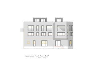 Umbau und Aufstockung Wohn- und Gewerbegebäude Paradiesstrasse de Bischof Föhn Architekten ETH SIA