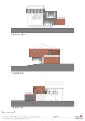 Façades Habitation & Bureau d'architecture de Vitelli Architectes Sàrl von Vitelli Architectes Sàrl