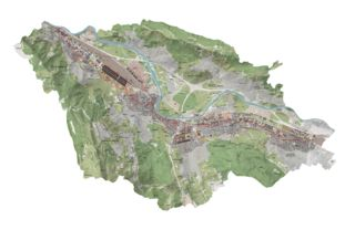 Linienplan Limmattaltalbahn Emancipation of the Periphery von