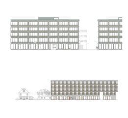 Luberzen Fassaden Industrie/Wohnen Emancipation of the Periphery von