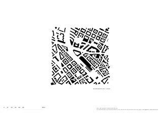 Plan de masse Kalkbreite de Müller Sigrist Architekten AG
