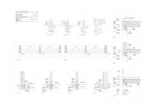 Détail de fenêtre et volet à rouleau Progetto 100 von Studio Architettura