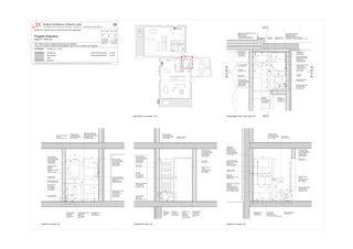 Salle de bain PT - maison sud Progetto 100 von Studio Architettura