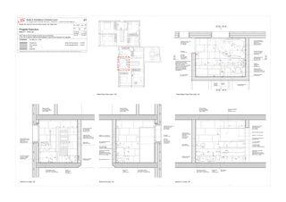 Salle de bain P1 - maison sud Progetto 100 von Studio Architettura