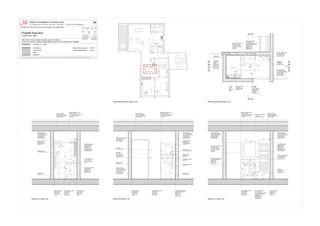 Douche - attique Progetto 100 von Studio Architettura