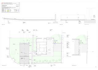 Sistemazione esterna Progetto Cuvée de Studio Architettura