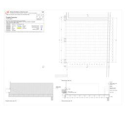 Piano di dettaglio: Terrazza Progetto Cuvée de Studio Architettura