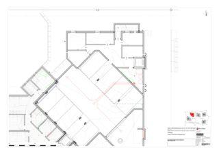 Haus D Grundrisse UG, EG, OG, Dachaufsicht 5 Zweifamilienhäuser Rütihalde, Uznach (SG) von Creativ-Planbau AG