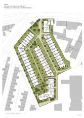 Situation Schorenstadt de Architekten Generalplaner<br/>