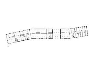 Erdgeschoss Studentisches Wohnen Aspholz Süd von Darlington Meier Architekten AG