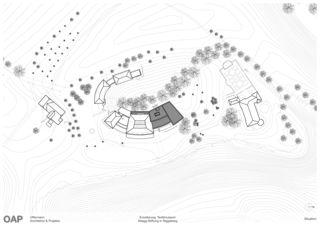 Situation Textilmuseum Abegg-Stiftung de OAP Offermann Architektur & Projekte