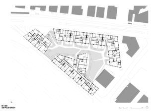 Rez-de-chaussée Rexmax de Holzer Kobler Architekturen GmbH