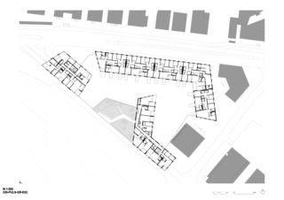 3e étage Rexmax de Holzer Kobler Architekturen GmbH