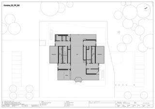 Grundriss EG EMPA NEST von Gramazio & Kohler GmbH