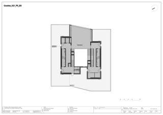 Grundriss 1. OG EMPA NEST von Gramazio & Kohler GmbH