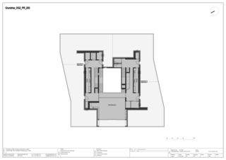 Plan 2e étage EMPA NEST de Gramazio & Kohler GmbH