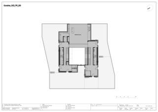 Grundriss 3. OG EMPA NEST von Gramazio & Kohler GmbH
