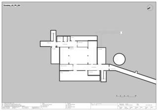 Grundriss UG EMPA NEST von Gramazio & Kohler GmbH