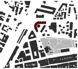 Situation ZHAW Winterthur, Umbau Bibliothek von Architekten ETH/SIA<br/>