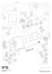 Situationsplan Maison de Quartier de Châtelaine-Balexert von Architectes SIA IAUG HES<br/>