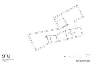Erdgeschoss Maison de Quartier de Châtelaine-Balexert von Architectes SIA IAUG HES<br/>