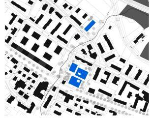 Situation Siedlung Frieden, Zürich von pool Architekten ETH SIA BSA
