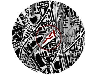 Situation Arealüberbauung Giesshübel von Architekten ETH/ BSA/ SIA/SWB<br/>
