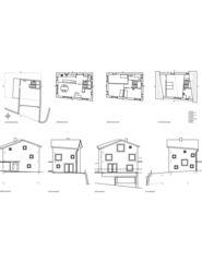 Pläne Domeni Trin von Architekturbüro Mathis