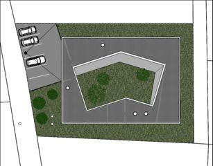 Situation Villa individuelle von Architectes EPFL/SIA<br/>