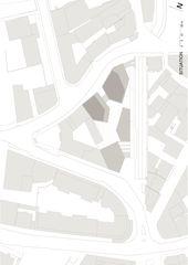 Plan de Situation Publica, Montreux de Luscher Architectes SA