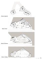 Plans Publica, Montreux de Luscher Architectes SA