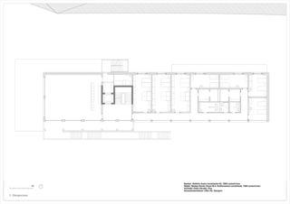 2. OG Nordic House, Biathlon Arena Lenzerheide von Architekt SIA/SWB<br/>