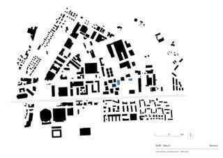 Schwarzplan Haus G «Mehr als Wohnen» von pool Architekten