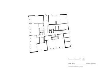 Grundriss Erdgeschoss Haus G «Mehr als Wohnen» von pool Architekten