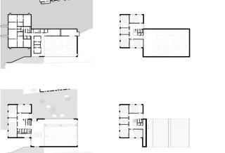 Plans Agrandissement de Moréchon 2 Savièse de rk Studio gmbh