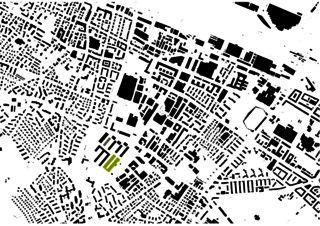 Situation Freilager – die Marktgasse de Meili & Peter Architekten AG
