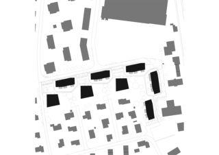 Situation Wohnpark Sonnenring von Bischof Partner Architektur AG
