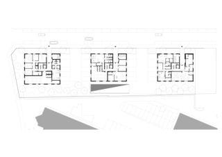 Pläne EG Concordia Residence von Studio d'architettura<br/>