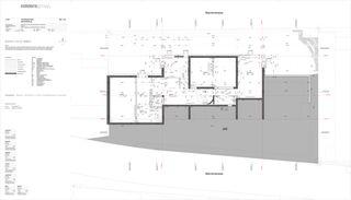 Grundriss Untergeschoss Chillblue von SimmenGroup AG